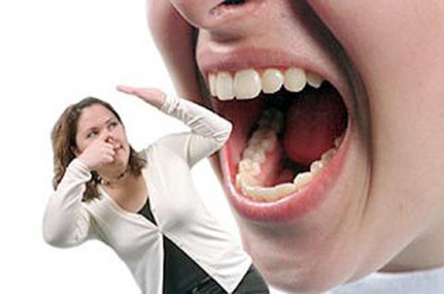Реакции организма на диету - неприятный запах изо рта